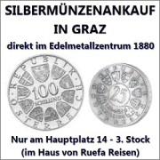 silbermünzen schilling wert bild