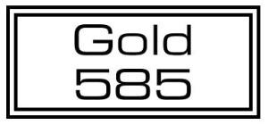 Die Beliebteste Goldlegierung österreichs Ist 585 Gold
