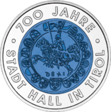niob münze 25 euro verkauf