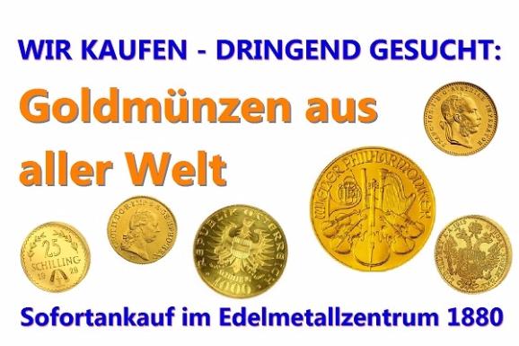 gold münzen ankauf münzhandel österreich graz