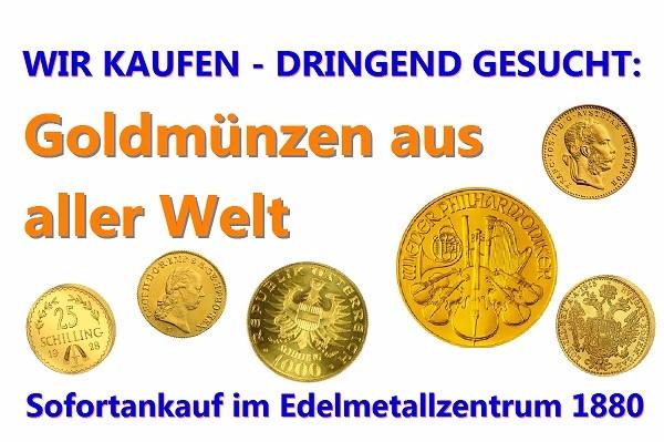 Dukat Ankauf Verkauf Goldmünze Dukaten Wert Preis